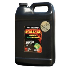 PRI-D Diesel Fuel Treatment (Case of 6 units, 1 Gallon per unit)