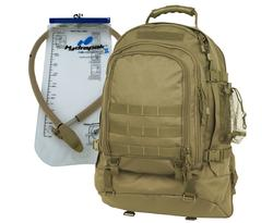 Coyote Brown 3 Day Hydration Pack