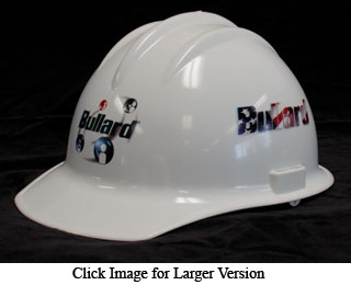 Hard Hats Custom Logo