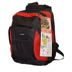 EMERGENCY PREPAREDNESS MEDIUM BACKPACK