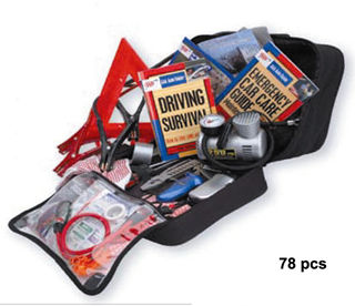 AAA Car Emergency Kits Survival Kits, emergency supply, emergency kits, survival information, survival equipment, child survival guide, survival, army, navy, store, gas, mask, preparedness, food storage, terrorist, terrorist disaster planning, emergency, survivalism, survivalist, survival, center, foods