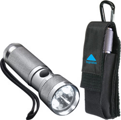 3 LED Flashlight