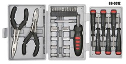 Z-Tech Tools 30 pc. Tri-Fold Tool Set