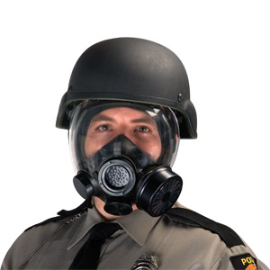 ADVANTAGE 1000 MASK GAS MASK - ASSY ADV.1000 CBA