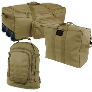 Coyote Brown Advanced Economy Deployment Kit <br> FREE SHIPPING!