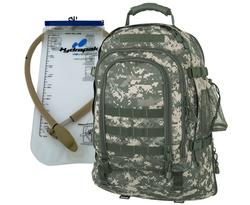 ACU Digital Camo 3 day Hydration Pack