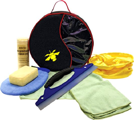 Exterior Car Cleaning Kit