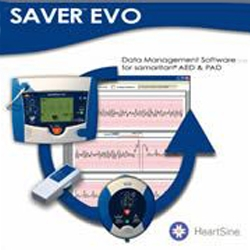 Saver EVO Data Management Software and USB Cable