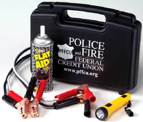 Union Made Car Emergency Kit