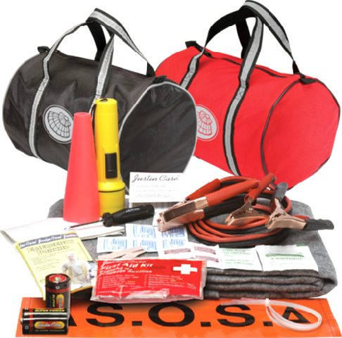 Safe-T-Duffel roadside kit
