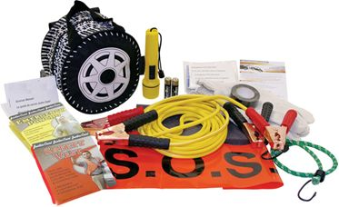 Safe-T-Tire Car Emergency Kit