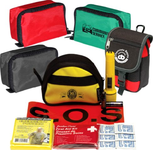 Mini Bee Safe Emergency Kits