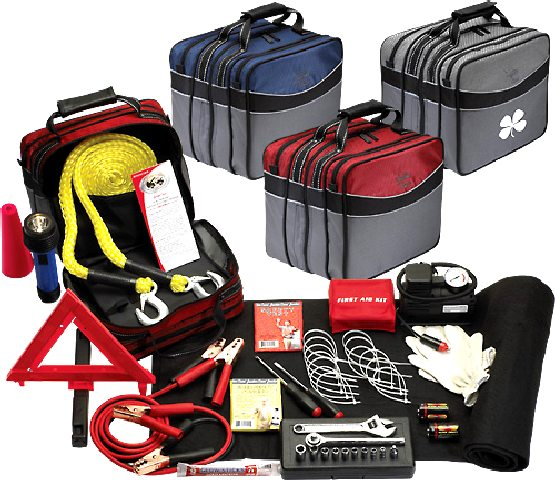 Premium Roadside Safety Kit