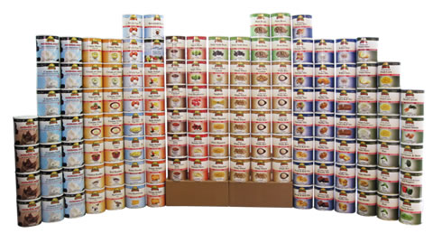 Deluxe One Year Kit Emergency Food Supply <BR> Free Shipping!!! </BR>
