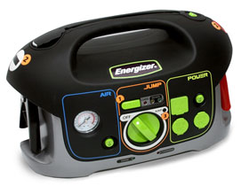 Energizer All-In-One Battery Jump Starter