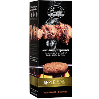 Apple Bisquettes (12 Pack )