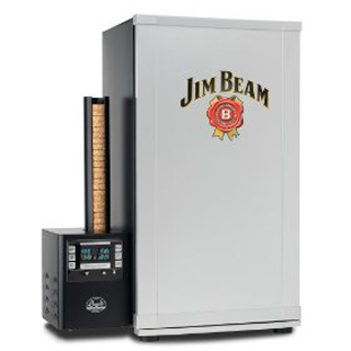 Jim Beam 4 Rack Digital Smoker