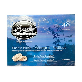 Pacific Blend Bisquettes 48 pack