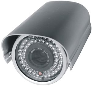 56 LED Day/Night Professional Camera with 2.4 GHz Receiver
