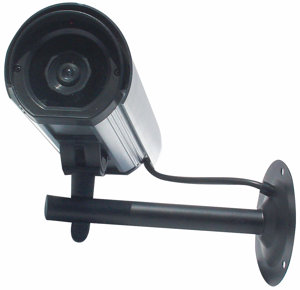 DUMMY PROFESSIONAL CAMERA WITH LED