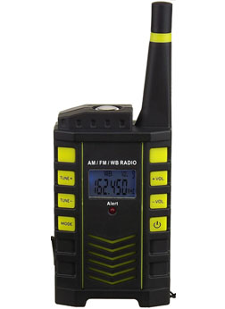 Digital AM/FM/Weather and NOAA radio!<br> Free Shipping!