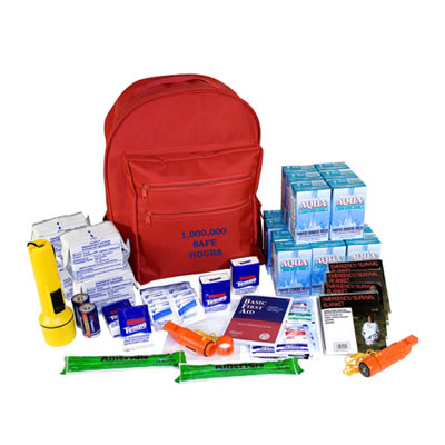4 Person 72 Hour Emergency Preparedness Kit