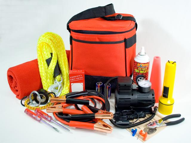 Deluxe All Weather Car Emergency Kit