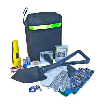 Winter Ready Car Emergency Kit