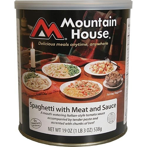 Mountain House Spaghetti
