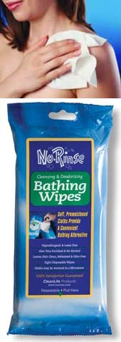 No Rinse Hygiene Products