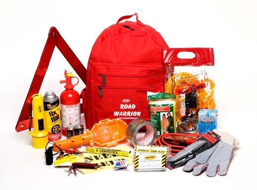 Prepare Drivers with Vehicle Safety Kits