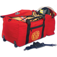 Firefighter Bag With Wheels