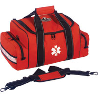 Large Trauma Bag, Orange, 1690 ci