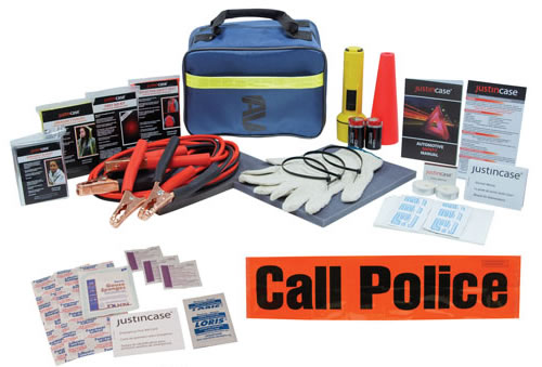 Ultimate Car Emergency Kit<br>Roadside Assitance Included!