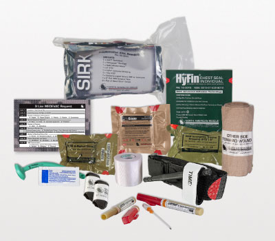 Supplemental IFAK Resupply Kit