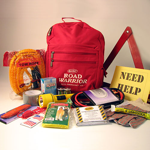 Economy Auto Emergency Kit