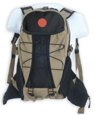 2 Day 100 oz. Hydration Backpack - 600D Polyester