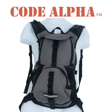 Code Alpha Hydration Bags Survival Kits, emergency supply, emergency kits, survival information, survival equipment, child survival guide, survival, army, navy, store, gas, mask, preparedness, food storage, terrorist, terrorist disaster planning, emergency, survivalism, survivalist, survival, center, foods
