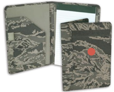 ABU camo Junior Padfolio