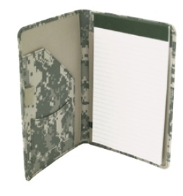 ACU Camo Junior Padfolio