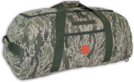 ABU Giant Duffle Bag