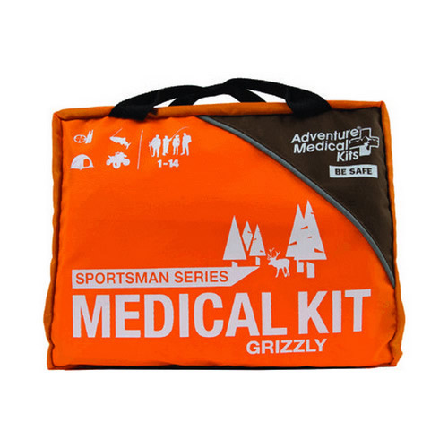 Ultimate Hunter Medical Kit