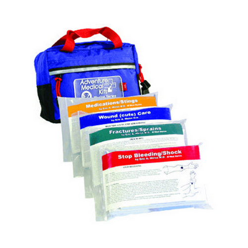 1-6 People Marine First Aid Kit <br>Short Inland Trips