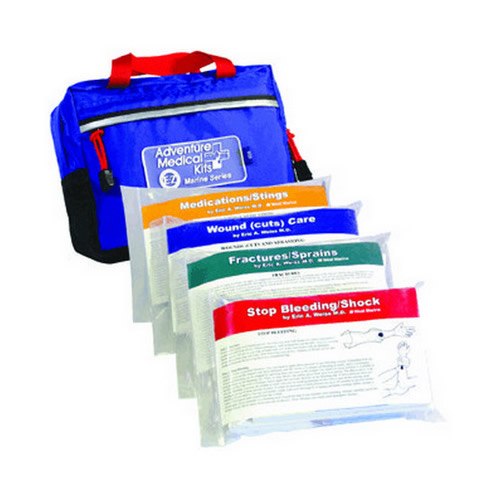1-6 People Marine First Aid Kit <br>Coastal Cruising<br>Free Shipping!