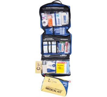 Deluxe Professional Medical Kit