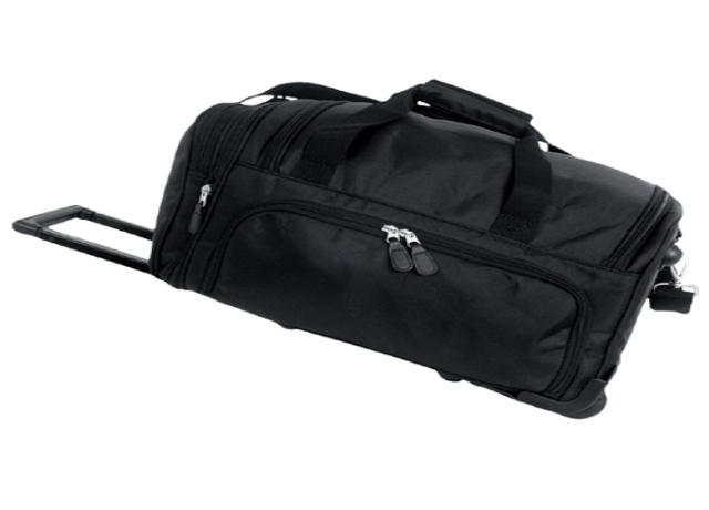 Wheeled SPORT LOCKER BAG - Ballistic Nylon