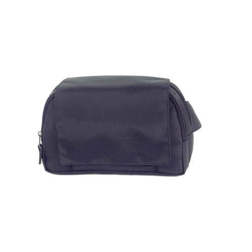 WAIST BAG w/ FRONT ZIPPER POCKET - Ballistic Nylon