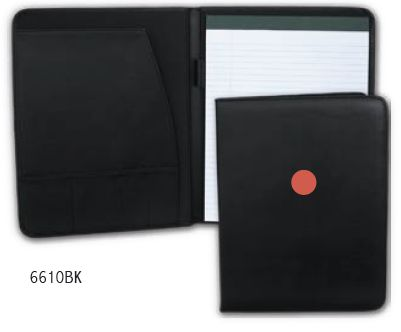 Letter Sized Padfolio