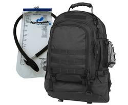 3 day Hydration Pack in Black Bag