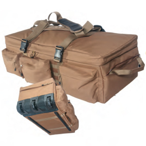 SOC Coyote Brown Rolling Load Out Bag